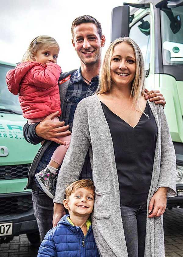 Familie Heiliger - Bongers GmbH