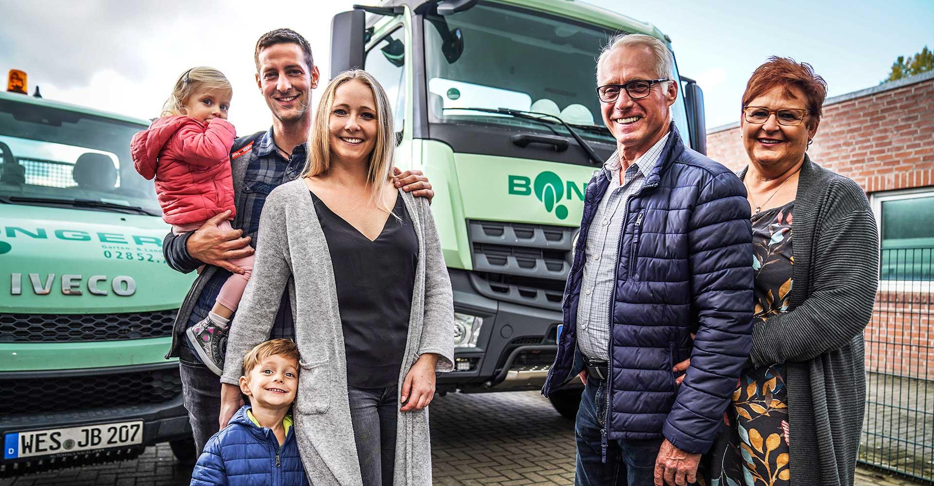 Bongers GmbH - Familie